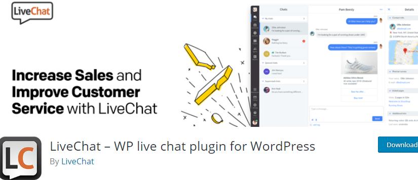 Best WooCommerce Plugins - Livechat