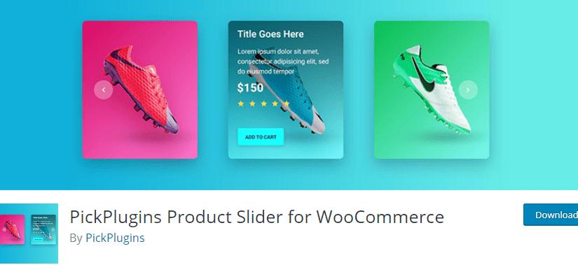 Best Free WooCommerce Plugins - Product Slider