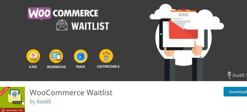 Waitlist - WooCommerce Plugin