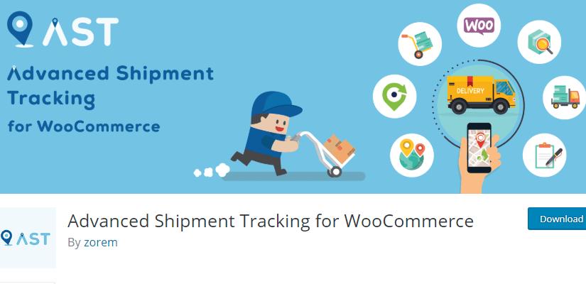 Advanced Shipment Tracking