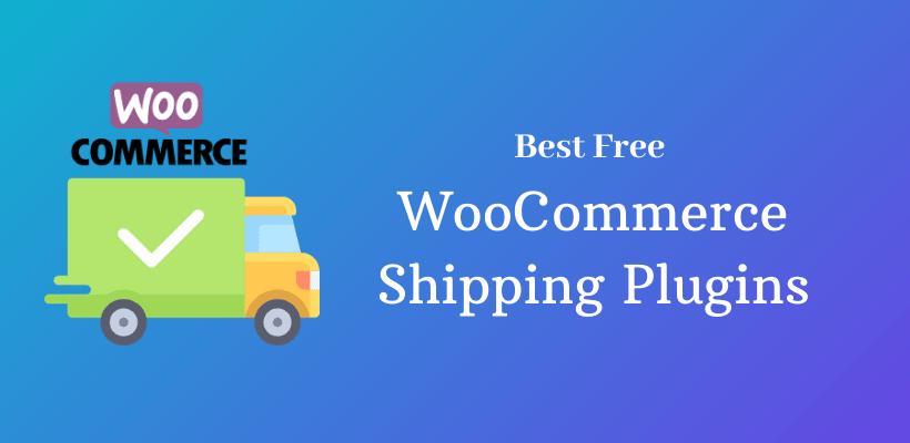 Best Free WooCommerce Shipping Plugins - CodeFlist