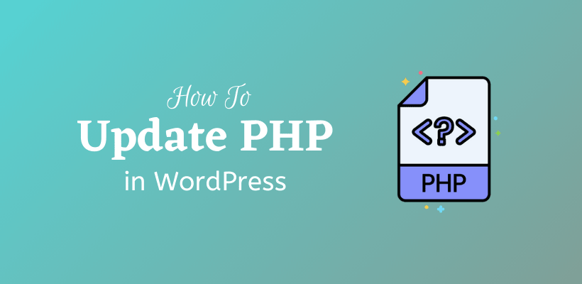 How to update PHP in WordPress - CodeFlist